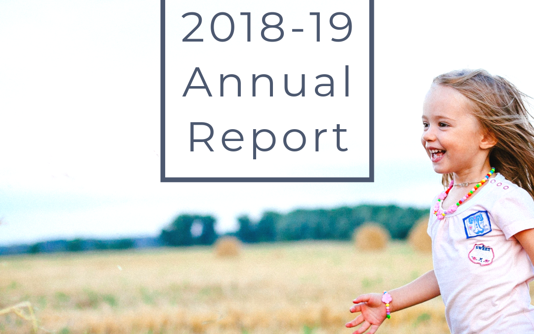 2018-19 Annual Report Available Now!