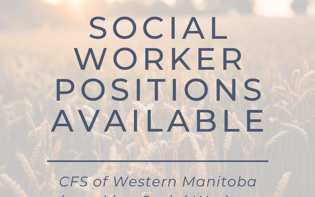 Social Worker Positions Available