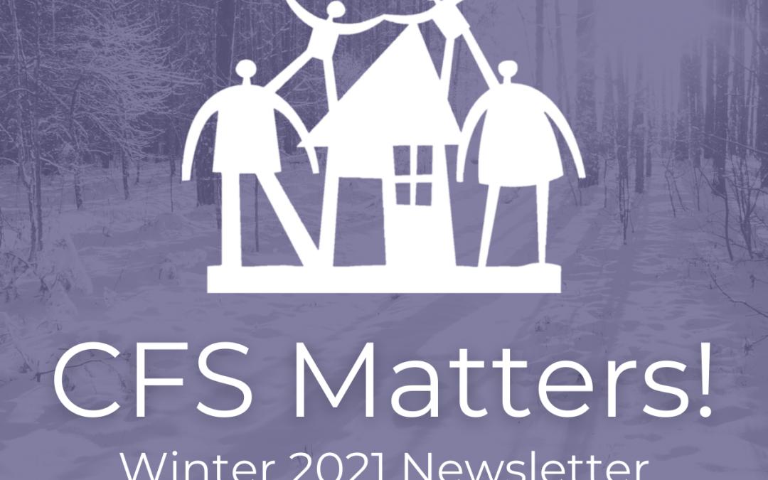 Winter 2021 Newsletter